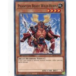 YGO SBCB-EN045 C Phantom Beast Wild-Horn