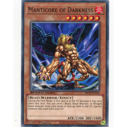 YGO SBCB-EN049 C Manticore of Darkness