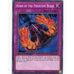 YGO SBCB-EN061 C Corne de la Bête Fantôme  / Horn of the Phantom Beast