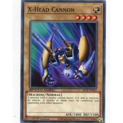 YGO SBCB-EN063 C X-Head Cannon