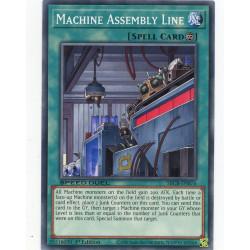 YGO SBCB-EN076 C Machine Assembly Line