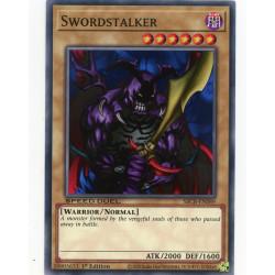 YGO SBCB-EN089 C Swordstalker