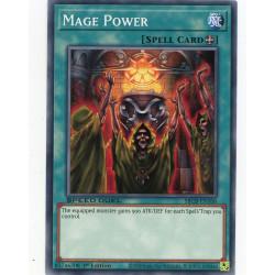 YGO SBCB-EN100 C Puissance du Mage  / Mage Power