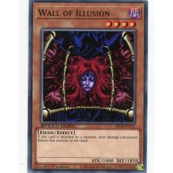 YGO SBCB-EN113 C Wall of Illusion