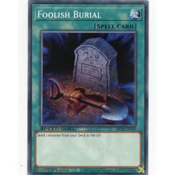 YGO SBCB-EN139 C Foolish Burial