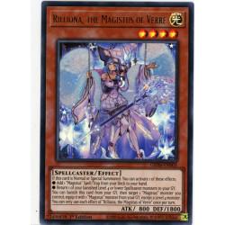 YGO GEIM-EN003 UR Rilliona, the Magistus of Verre