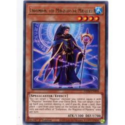 YGO GEIM-EN004 R Endymion, the Magistus of Mastery