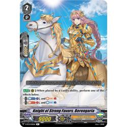 CFV V-BT12/036EN R Knight of Strong Favors, Berengaria