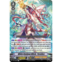 CFV V-BT12/038EN R White Rainbow Witch, Pyrethra