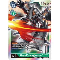 BT1-083 SR GranKuwagamon...