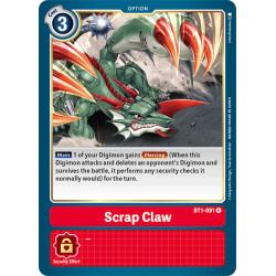 BT1-091 R Scrap Claw Option