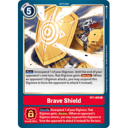 BT1-095 R Brave Shield Option