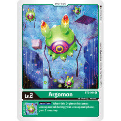BT2-004 U Argomon Digi-Egg