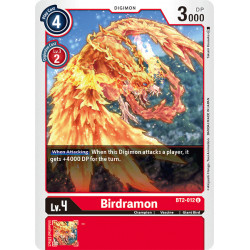 BT2-012 U Birdramon Digimon