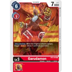 BT2-015 C Garudamon Digimon