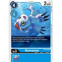 BT2-023 C Gomamon Digimon