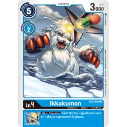 BT2-025 C Ikkakumon Digimon