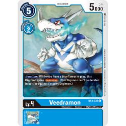 BT2-026 U Veedramon Digimon
