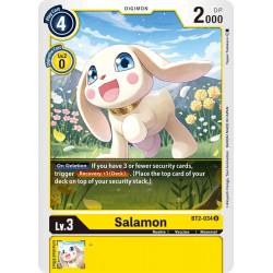 BT2-034 U Salamon Digimon