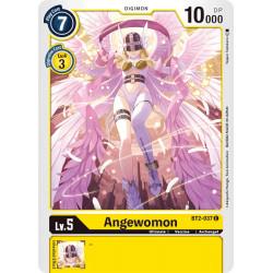 BT2-037 C Angewomon Digimon