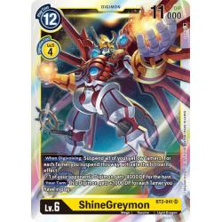 BT2-041 SR ShineGreymon...