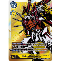 BT2-041AA  SR ShineGreymon...