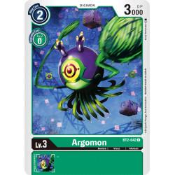 BT2-042 C Argomon Digimon