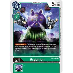 BT2-045 U Argomon Digimon