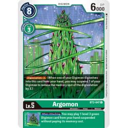 BT2-047 C Argomon Digimon