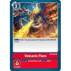 BT2-091 C Volcanic Flare...