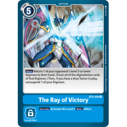 BT2-096 U The Ray of Victory Option