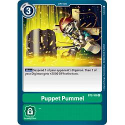 BT2-100 U Puppet Pummel Option