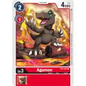 BT3-007 C Agumon Digimon