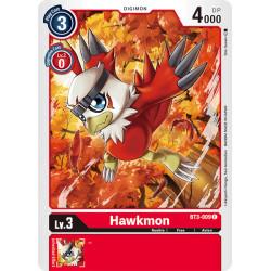 BT3-009 C Hawkmon Digimon