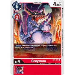 BT3-011 U Greymon Digimon