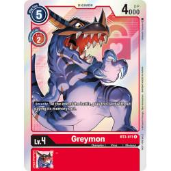 BT3-011AA  U Greymon...