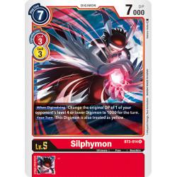 BT3-014 R Silphymon Digimon