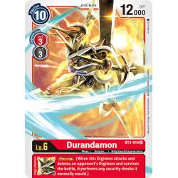 BT3-016 R Durandamon Digimon