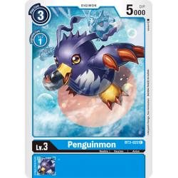 BT3-022 C Penguinmon Digimon