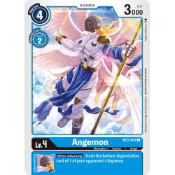 BT3-023 C Angemon Digimon