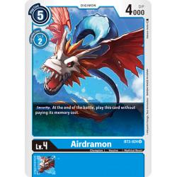 BT3-024 U Airdramon Digimon