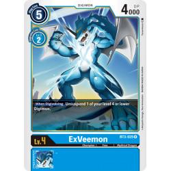 BT3-025 R ExVeemon Digimon