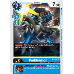 BT3-027 U Paildramon Digimon