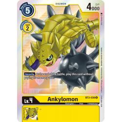 BT3-036AA  U Ankylomon...