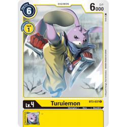 BT3-037 C Turuiemon Digimon