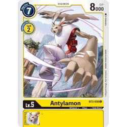 BT3-038 C Antylamon Digimon