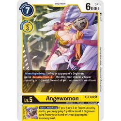 BT3-039 R Angewomon Digimon