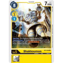 BT3-040 R Shakkoumon Digimon