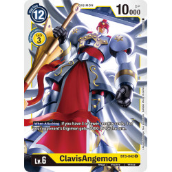 BT3-042 U ClavisAngemon Digimon