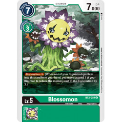 BT3-054 C Blossomon Digimon